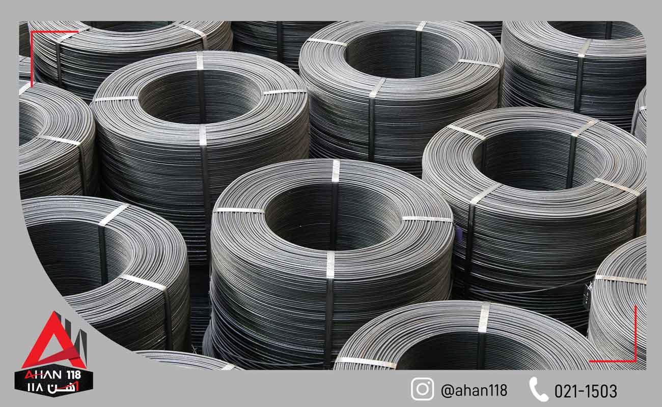 کلاف ساده فولادی